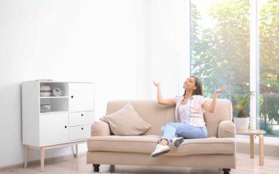 Améliorer la qualité de l'air chez vous : nos 5 astuces